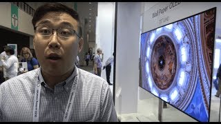 LG Display shows 8K 31.5