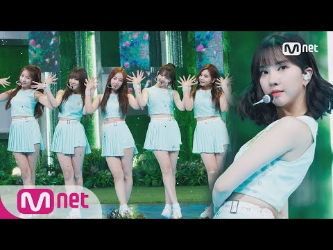 [GFRIEND - LOVE WHISPER] Comeback Stage | M COUNTDOWN 170803 EP.535