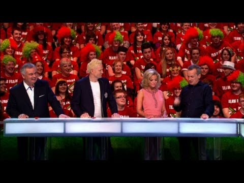 Team Leaders Under Fire - I Love My Country: Episode 4 - BBC One - Smashpipe Entertainment