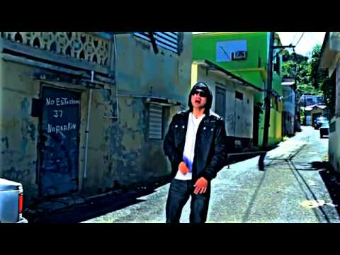Manny Montes - El Escenario (Video Oficial)  Reggaeton Cristiano 2011