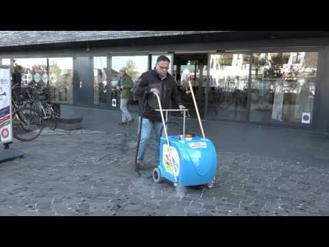 Productfilmpje: de GumBusters Kauwgomverwijderaar