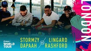 FIFA 19 World Tour   Lingard & Rashford vs Stormzy & Dapaah