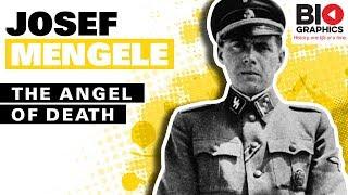 Josef Mengele Biography: The Angel of Death