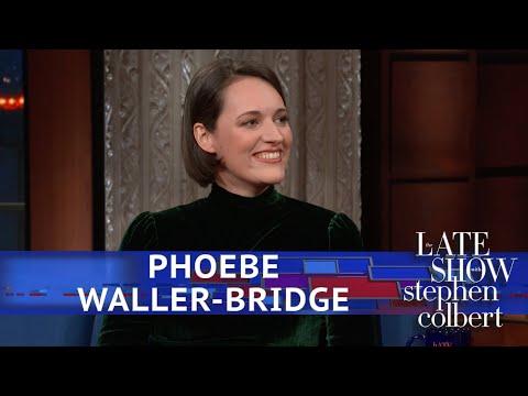 Phoebe Waller-Bridge Made Meryl Streep Laugh
