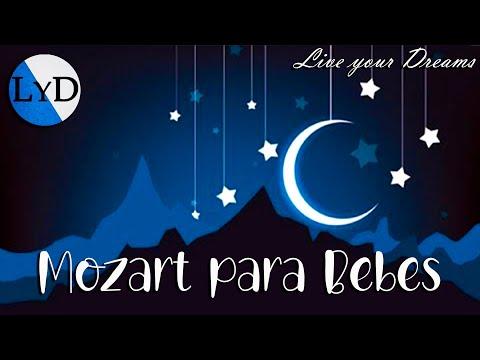 ♫♫♫ 4 HORAS DE MOZART PARA BEBÉS ♫♫♫ Efecto Mozart - Música Clásica Para Dormir Bebés Larga Duración
