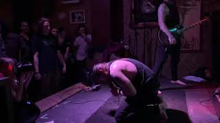 Black Tongue - In the Wake Ov the Wolf live @ Foxx Lounge, Barrie, Ontario