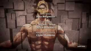 Attack On Titan Ending 2 - US Toonami Version
