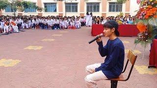 Lễ Khai giảng - Cao Bá Hưng - Yêu là phải nói - Sing My Song