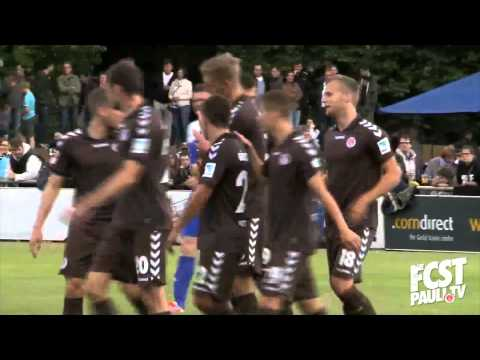 fcstpauli.tv: Die Highlights vom Test in Quickborn | ELBKICK.TV