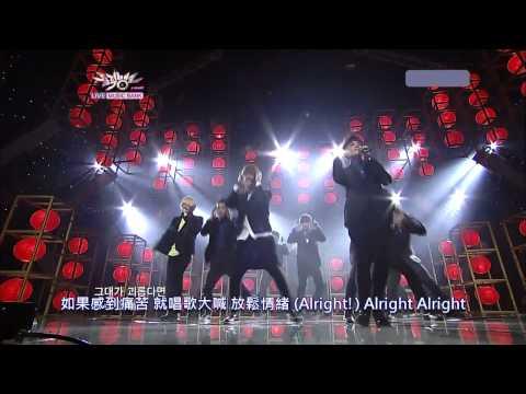 [LIVE 中字] Super Junior - Mr. Simple @ 5 Aug 2011 KBS Music Bank Comeback Stage