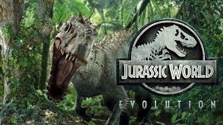 Welcome to Jurassic Land! - Jurassic Park Evolution Livestream