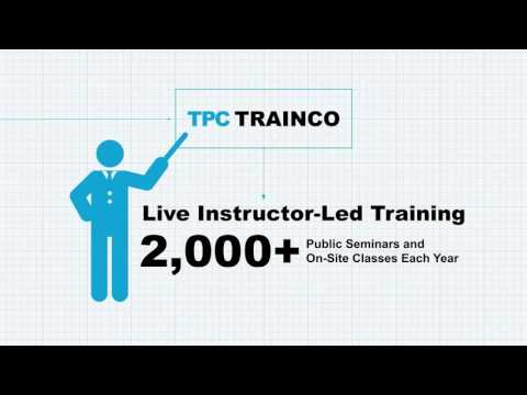 TPC Training Systems is offering 15 free informational webinars through the end of the year. Sessions cover topics including Setting Up a Qualified Electrical Worker Program at Your Facility, Basic Pump Maintenance: Keeping a Problem from Happening in the First Place, Basics of Standby Generators and Emergency Power and Controlling Maintenance Resources. For information about upcoming webinar dates, visit www.tpctrainco.com/webinars or call 1-877-978-7246.