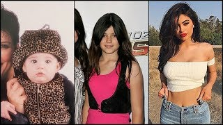 Kylie Jenner From Baby to Mother