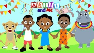 """Preschool Songs from Akili and Me 
