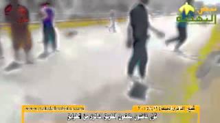 ثوار غاضبون يقطعون الطريق الدائرى من امام شارع الشهيد طوابق