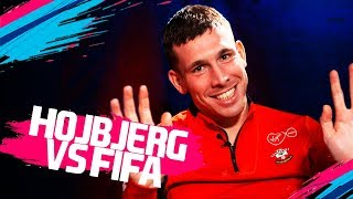 Which Southampton player is FASTER than Robben and Ribery?! | Pierre-Emile Hojbjerg vs FIFA 19