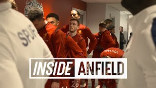 Inside Anfield: Liverpool 2-2 Tottenham   Behind-the-scenes from the dramatic draw
