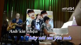 [Karaoke + Beat HD] Anh Sai Rồi - Sơn Tùng M-TP