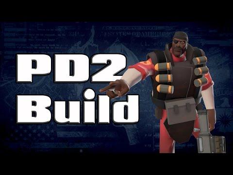 [Payday 2] TF2 Demoman Build