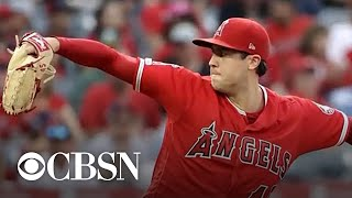 MLB announces new tests for opioids after Tyler Skaggs' death
