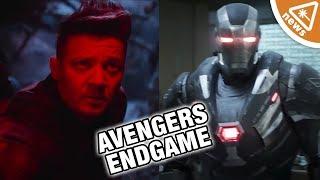 The 13 Details Hidden in the Avengers: Endgame Super Bowl Spot (Nerdist News w/ Hector Navarro)