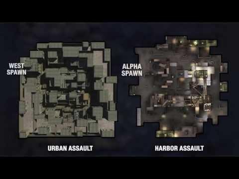 Making Of: Harbor Assault