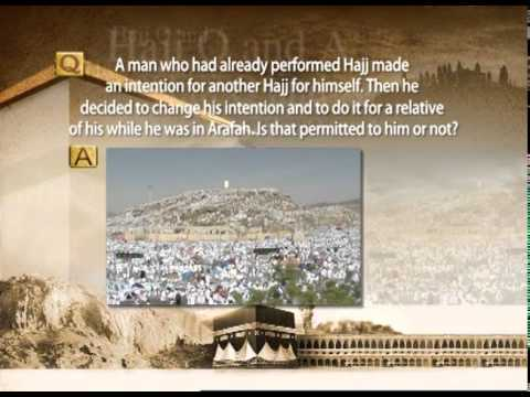 Hajj Q and A 2