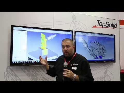MachineWorks Technology Helps Innovate TopSolid