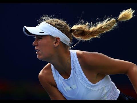 Karolina Pliskova vs Caroline Wozniacki