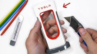 A Tesla Supercharger for Smartphones?!