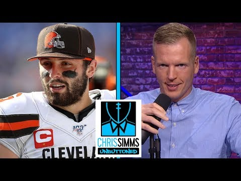 NFL Week 8 Preview: Cleveland Browns vs. New England Patriots | Chris Simms Unbuttoned | NBC Sports