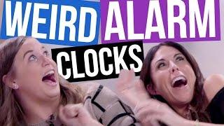 5 Weird Alarm Clocks for Heavy Sleepers (Beauty Break)