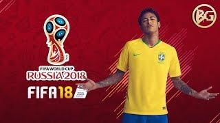 TRAILER DE FIFA 2018 COPA DO MUNDO JÁ TEM DATA   EXPECTATIVAS PARA O NOVO GAME!