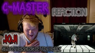 Joji - SLOW DANCING IN THE DARK REACTION! JOJI SENPAI! LOVE IT