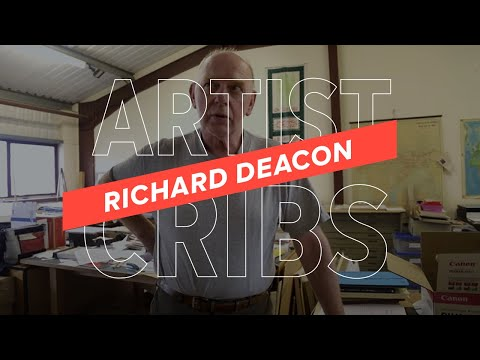 Artist Cribs: Richard Deacon's Fabrication Station | SFMOMA Shorts
