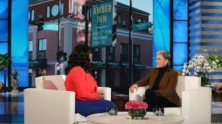 Ellen Meets Inspiring Woman Who Helped Homeless During Polar Vortex