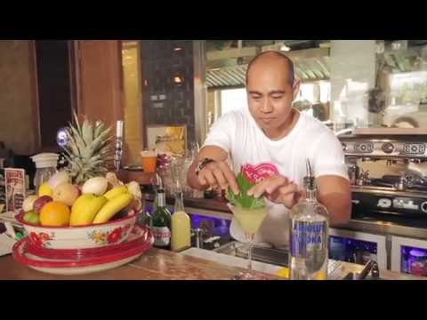 Best Bartender cocktails at Soi7 by Artemio JR. Alcantara