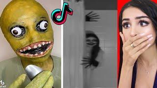 Creepy Tik Toks You Should NOT Watch At Night