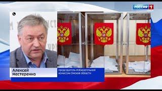 Алексей Нестеренко прокомментировал ход выборов