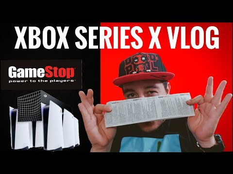 -GAMER VLOG- RESERVANDO XBOX SERIES X EN GAMESTOP