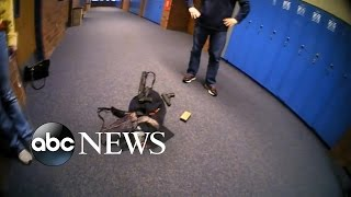 New Police Body-Camera Video Shows What Happened When a 15-Year-Old Brought Guns to School
