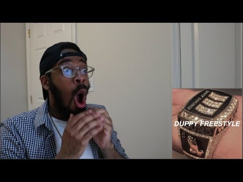 Drake Duppy Freestyle REACTION/Review!!!!!