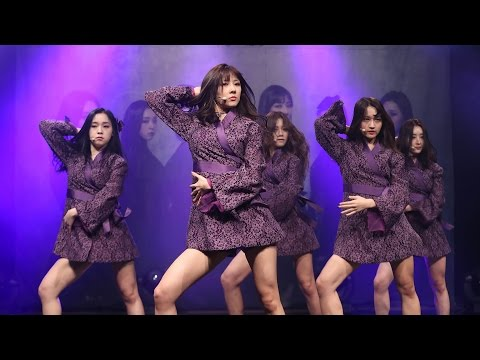 Dreamcatcher(드림캐쳐) 'Chase Me' Stage Showcase (악몽, 惡夢, Nightmare) [통통영상]