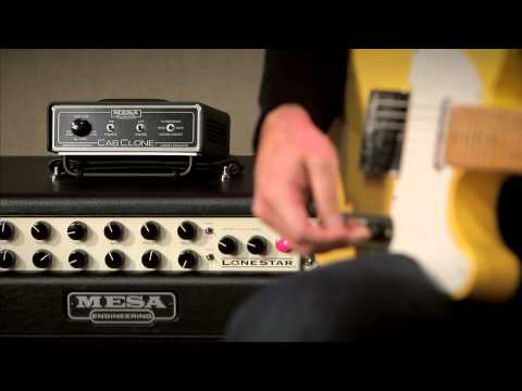 MESA/Boogie CabClone -- Mid Gain with Vintage Cab Mode