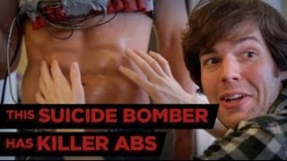 This Suicide Bomber Has Killer Abs