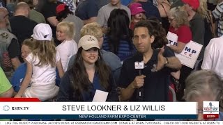 FULL EVENT: President Donald J. Trump Rally in Harrisburg, PA 4/29/17