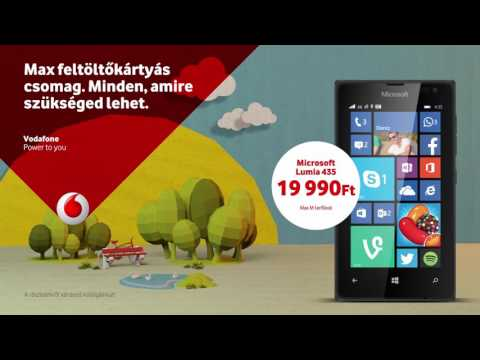 Vodafone - Day Of the Month LCD Animations