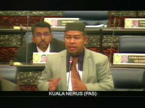 YB Kuala Nerus bahas RUU 164 peringkat Jawatankuasa