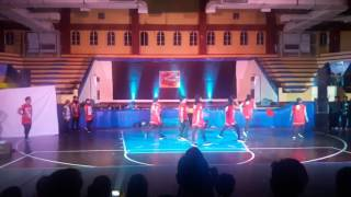 URBAN CREW @ Lipa City Youth & Cul1tural Center, D' Intensity Breakers 10th Year Anniversary