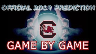 2019 SOUTH CAROLINA GAMECOCKS SEASON PREDICTIONS AND PREVIEW